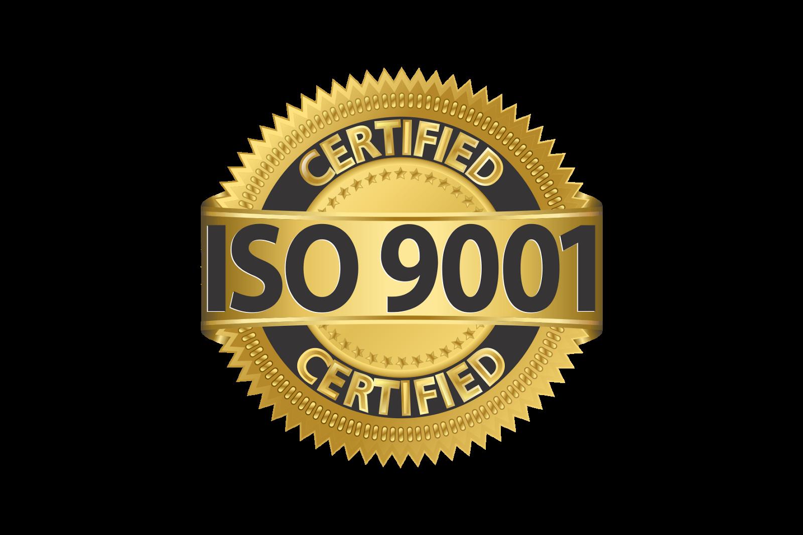 ИСО 9001 – 8 000 руб.